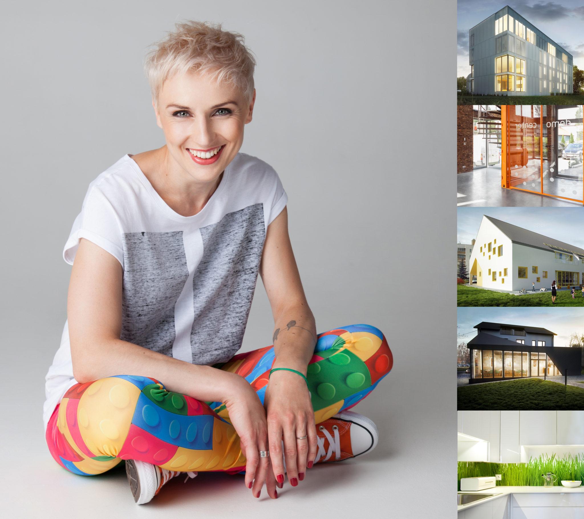 Architekt Joanna Kłusak